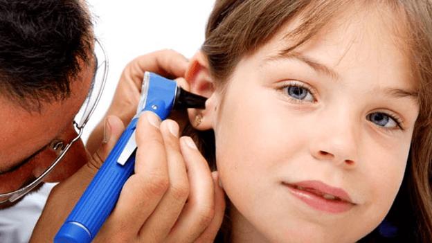 ارزیابی شنوایی کودک