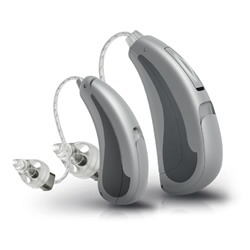 New hearing aid design