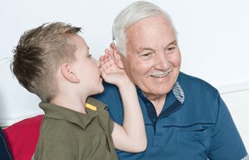کم شنوایی ناشی از سن یا پیرگوشی