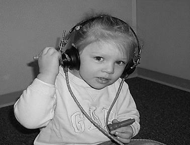 تست شنوایی اطفال
